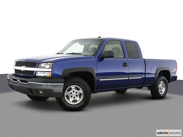 2003 Chevrolet Silverado 1500 Review