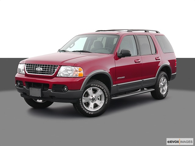 2004 Ford Explorer Review