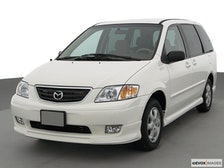 2000 Mazda MPV Review