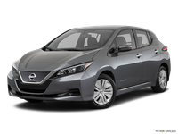 Nissan, Leaf, 2018-Present