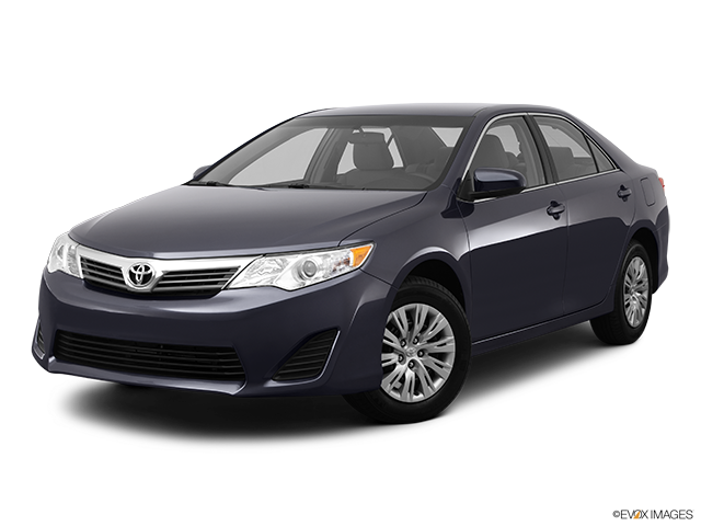 2012 Toyota Camry Review