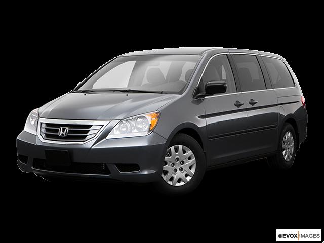 2009 Honda Odyssey Review