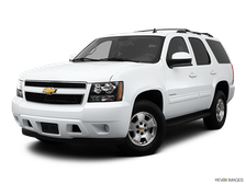 2012 Chevrolet Tahoe Review