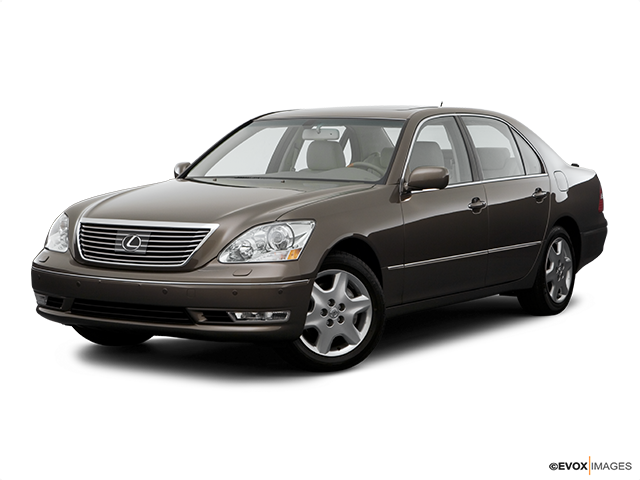 2006 Lexus LS 430 Review