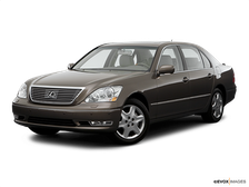 2006 Lexus LS Review