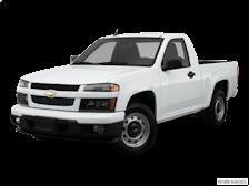 2012 Chevrolet Colorado Review