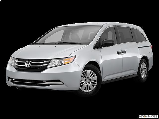 2015 Honda Odyssey Review