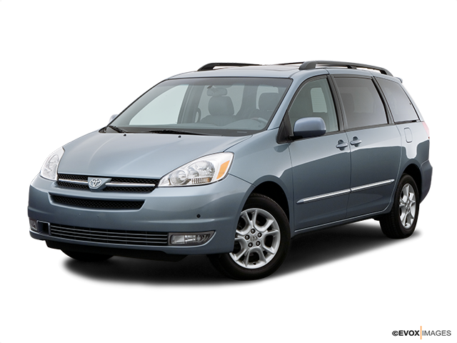 2006 Toyota Sienna Review