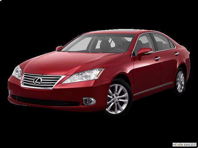 2012 Lexus ES 350 Review