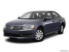 2012 Volkswagen Passat Review