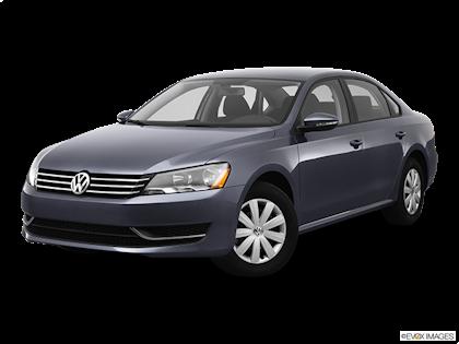 2012 Volkswagen Passat photo