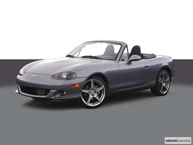 2004 Mazda MX-5 Miata Review