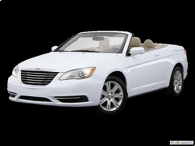 2014 Chrysler 200 Convertible Review