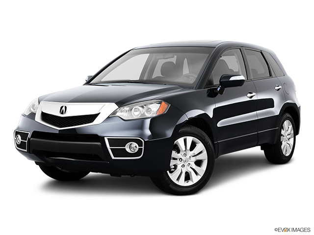 2011 Acura RDX Review