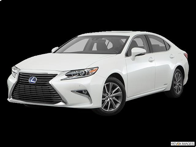 2017 Lexus ES 300h Review