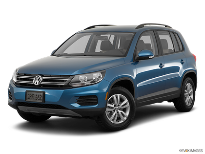 2017 Volkswagen Tiguan photo