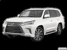 Lexus LX Reviews