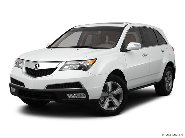 2012 Acura MDX Review