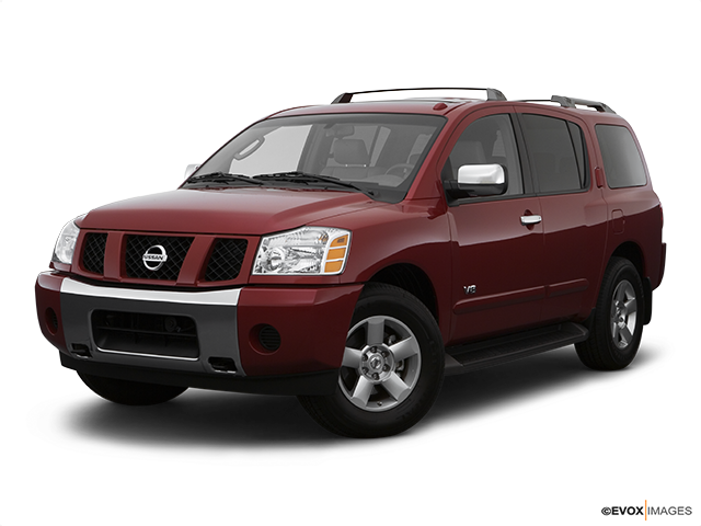2007 Nissan Armada Review