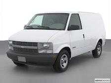 2002 Chevrolet Astro Review