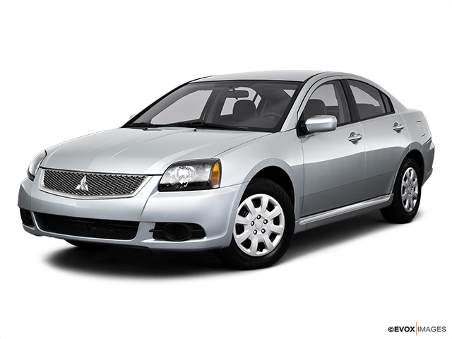 2010 Mitsubishi Galant Review