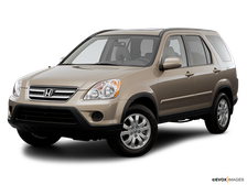 2006 Honda CR-V Review