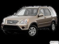 Honda, CR-V, 2002-2006