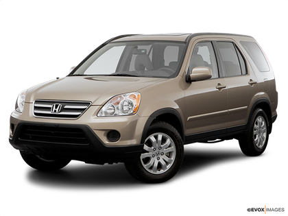 2006 Honda Cr V Review Carfax Vehicle Research