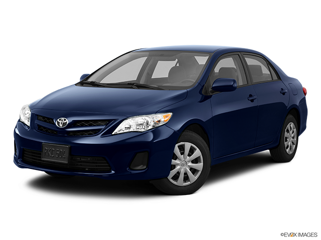 2011 Toyota Corolla Review