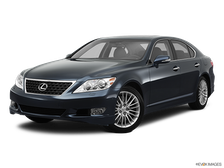2011 Lexus LS Review