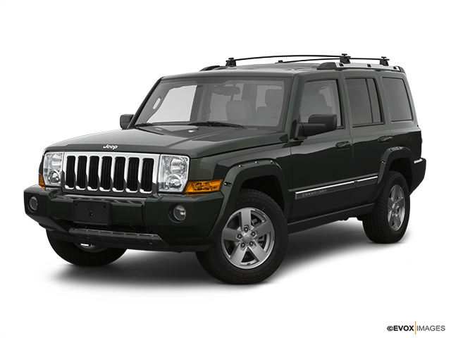 2007 Jeep Commander Review