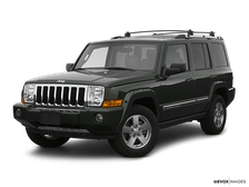 2007 Jeep Commander Review