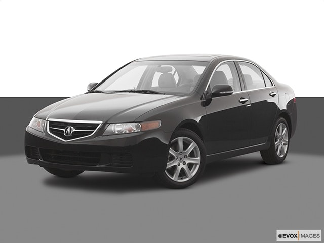 2005 Acura TSX Review