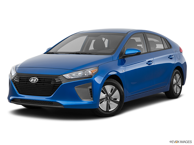 2018 Hyundai Ioniq Hybrid Review