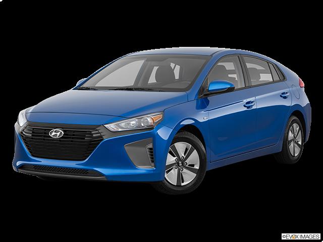 2018 Hyundai Ioniq Hybrid photo
