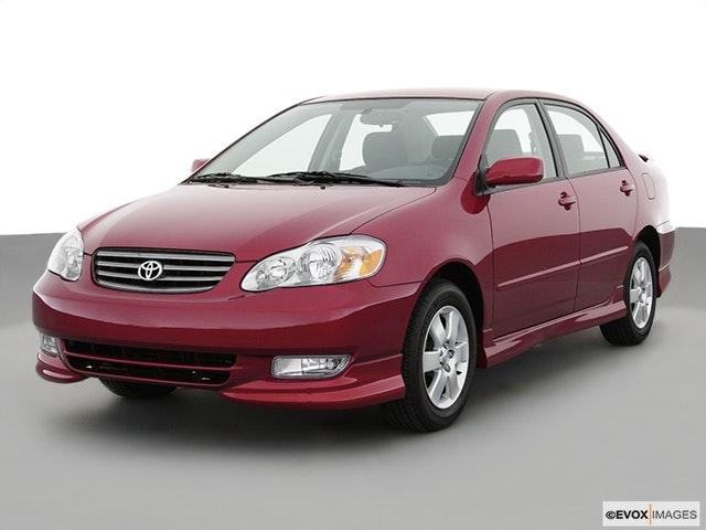 2003 Toyota Corolla Review