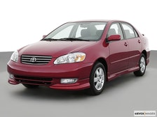 2003 Toyota Corolla Review