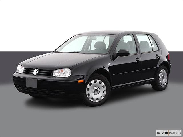 2005 Volkswagen Golf Review