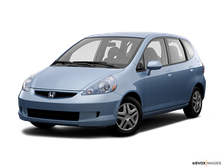 2007 Honda Fit Review