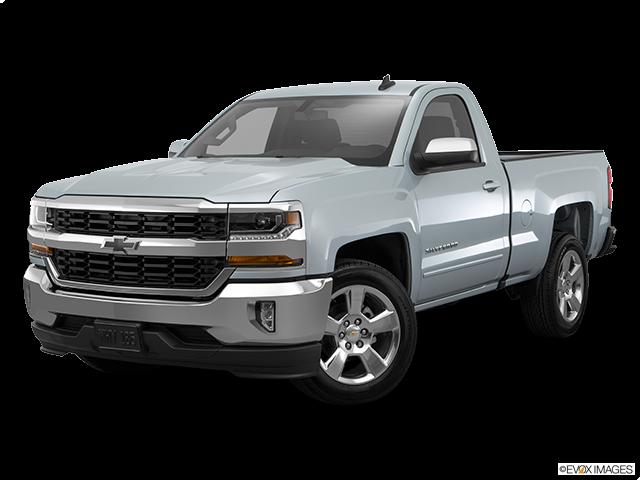2016 Chevrolet Silverado 1500 Review