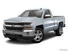 2016 Chevrolet Silverado 1500 Review
