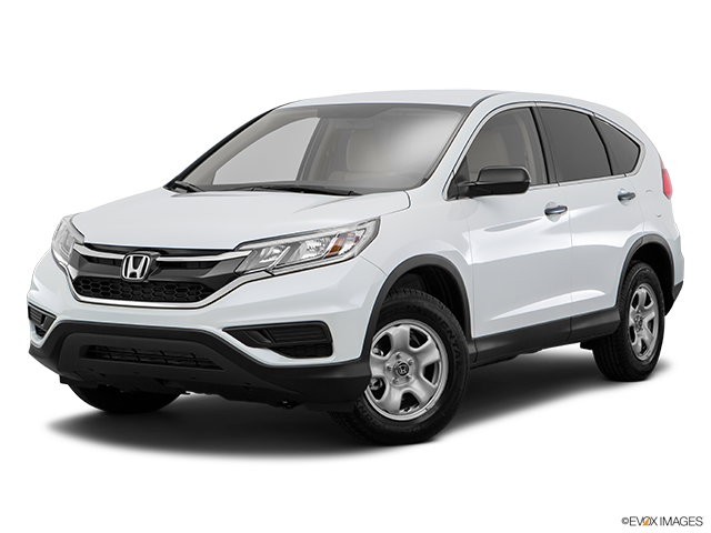 2016 Honda CR-V Review