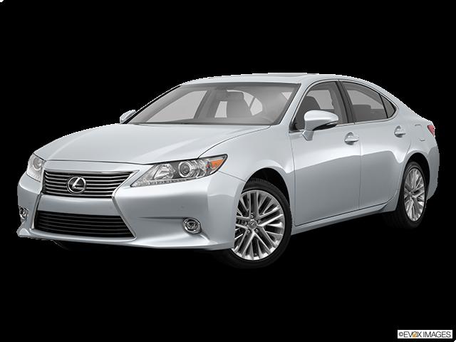 2015 Lexus ES 350 Review
