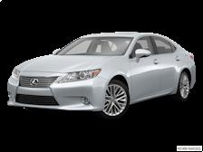 2015 Lexus ES Review