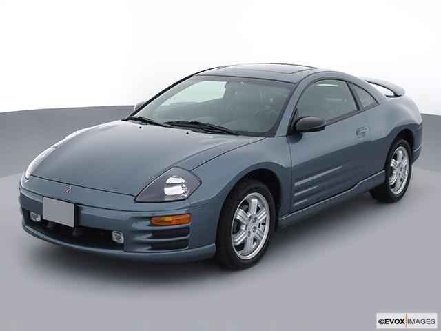 2001 Mitsubishi Eclipse Review