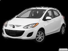 2012 Mazda Mazda2 Review