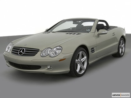 2004 Mercedes-Benz SL-Class photo