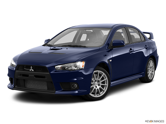 2013 Mitsubishi Lancer Evolution Review