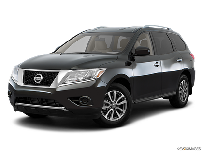 2016 Nissan Pathfinder Photo