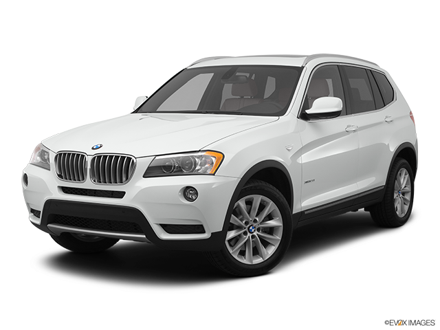 2012 BMW X3 Review